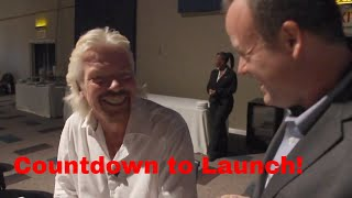 My Discussion With Virgin Galactic Founder Sir Richard Branson On His Upcoming Flight To Space