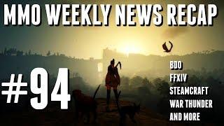 MMO Weekly News Recap #94 | BDO, FFXIV, War Thunder and More
