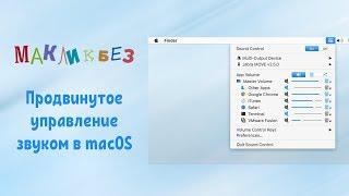 Продвинутое управление звуком в macOS (МакЛикбез Советы)