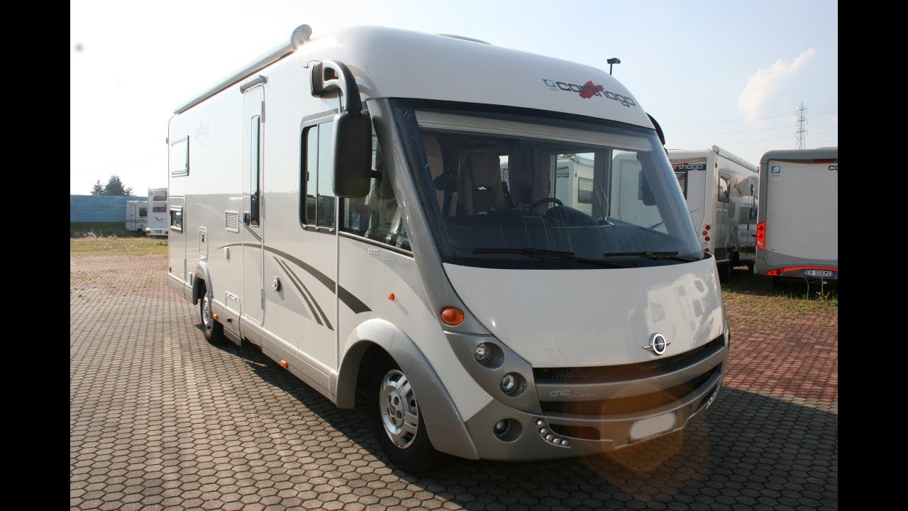 Carthago chic c line i 4 8 motorhome usato youtube for Carthago usato