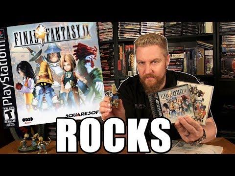 FINAL FANTASY IX 18 YEAR ANNIVERSARY  Happy Console Gamer