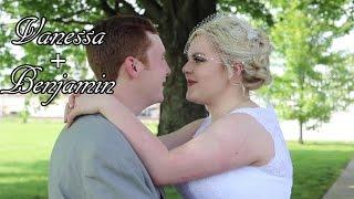 Ashland Kentucky Wedding Videography - Outdoor Wedding at McConnell House - Vanessa and Ben
