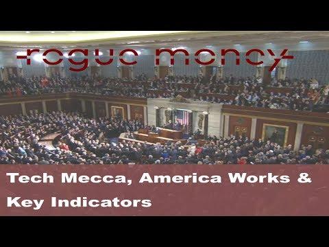Rogue Mornings - Tech Future, America Works & Key Indicators (01/31/18)