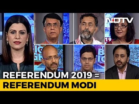 Is Referendum 2019 A Referendum On PM Modi?