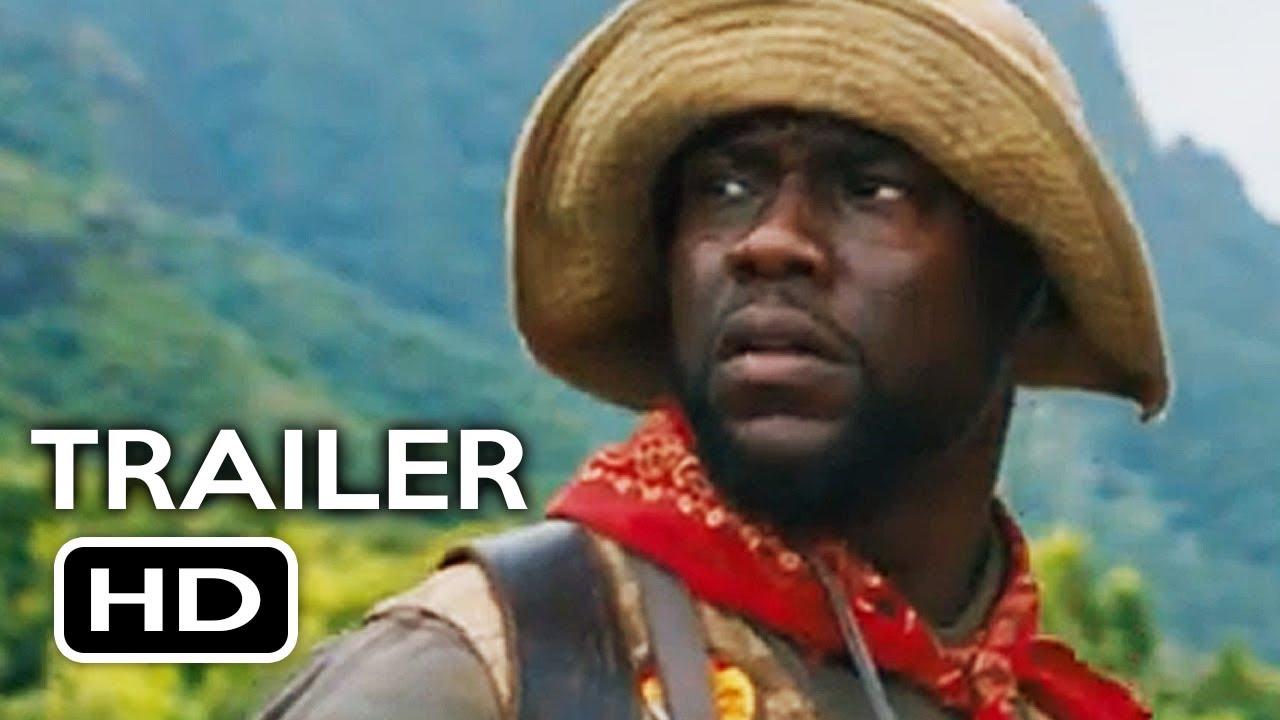 Download Jumanji 2: Welcome to the Jungle Trailer #1 Teaser (2017) Kevin Hart, Dwayne Johnson Movie HD