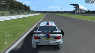 DTM Experience Demo gameplay PC 1080p