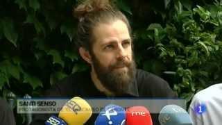 """Santi Senso Entrevistado por el Acto Intimo """"El DESCANSO DE CARONTE"""""""