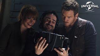Jurassic World: Fallen Kingdom (2018) Companion Trailer Featurette (Universal Pictures)