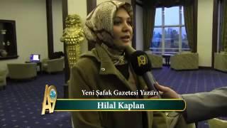 Hilal Kaplan - Yeni Şafak Gazetesi Yazarı 2017 Video