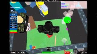 Roblox / survive the tornado