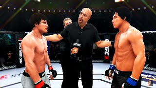 JACKIE CHAN vs BENNY THE JET URQUIDEZ | EA Sports UFC 3