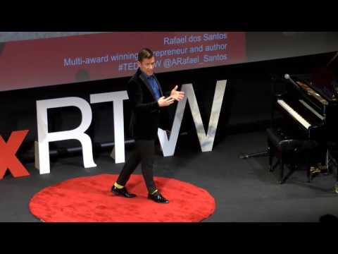 What it takes to be a migrant entrepreneur | Rafael dos Santos | TEDxRoyalTunbridgeWells