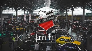 Royal Auto Show 2016 - Осенняя выставка и дрифт