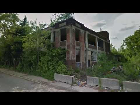 The Super Ghettos of Bankrupt Detroit   Part 3