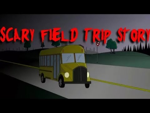Scary Field Trip story (Animation in Hindi)  ||Rocking with Rocker|| thumbnail