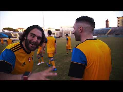 Banco BPM Sponsor Match 2019, Serie b Pisa Calcio Sporning Club | Beapple