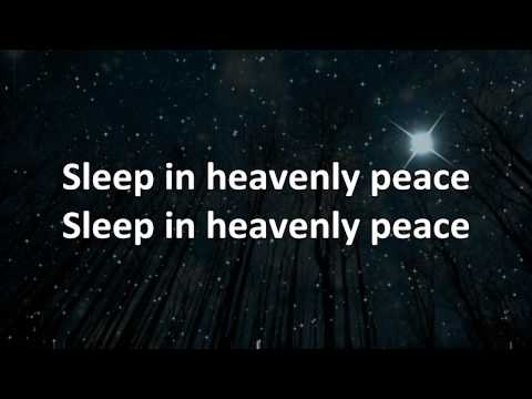 Silent Night - Instrumental with Lyrics (no vocals)