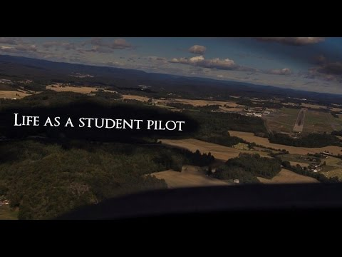 Pilot Flight Academy - Life as a student pilot made by Studentpilot Strandenæs