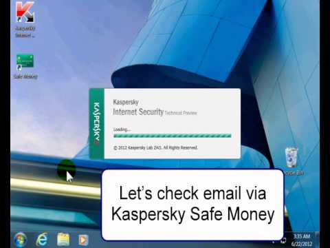 Defense against Keylogger With Kaspersky Lab Technology