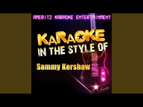 Cadillac Style (In the Style of Sammy Kershaw) (Karaoke Version)