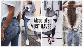Diese 5 Teile braucht JEDES MÄDCHEN in ihrem Kleiderschrank!