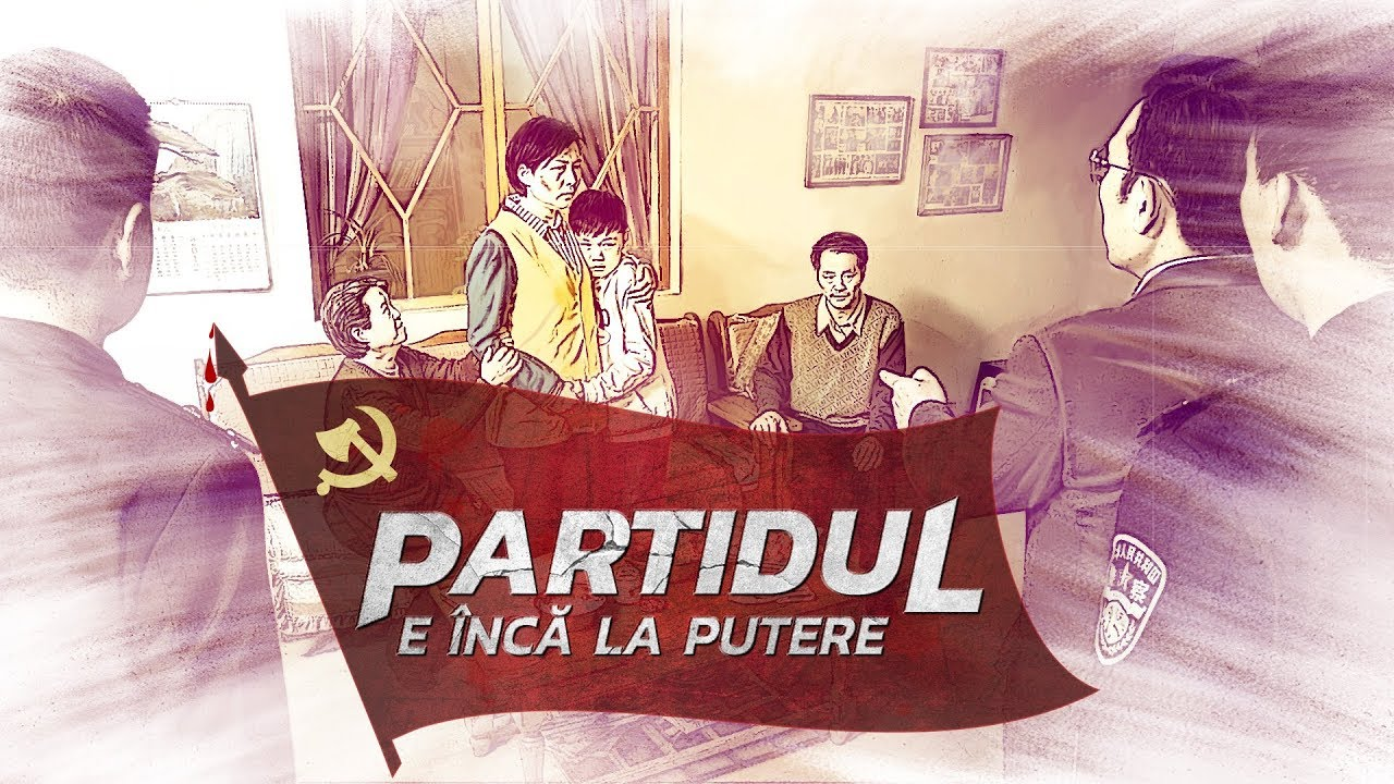 """Trailer film creștin """"Partidul e încă la putere"""""""