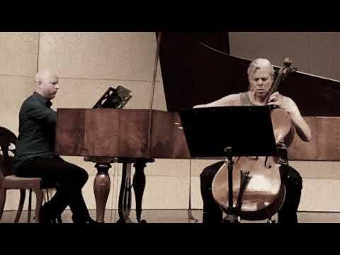 Frederic Chopin - Sonata for cello and piano, op. 65, III Largo