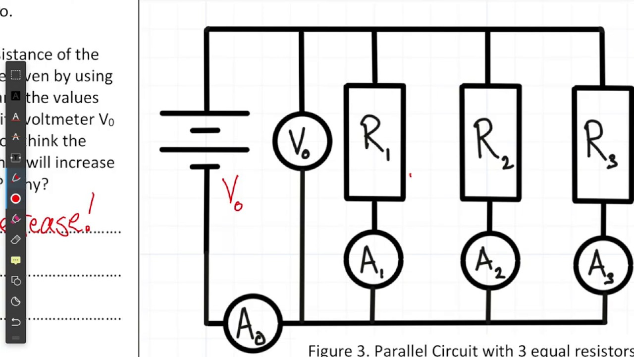 IB Physics - Topic 5.2 - Series and Parallel Resistance ...