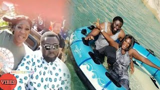 You Will Laugh After Seeing What Mercy Johnson Did To Her Husband In Dubai
