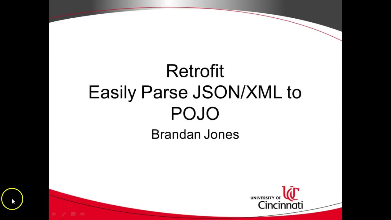 Use Retrofit to Parse JSON in Android Application