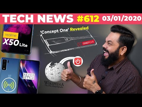 oneplus-concept-one-revealed,-realme-x50-lite-🇮🇳-launch,wikipedia-shutdown,op8-wireless🔋⚡-ttn#612