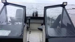 Самодельная Алюминиевая лодка часть 2(AFB., 2015-06-26T15:37:01.000Z)