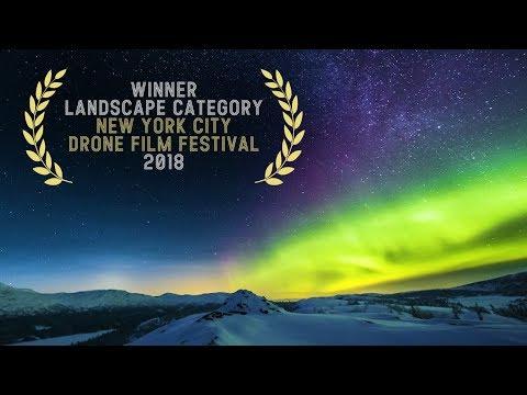 Ottsjö by Air and Timelapse - 2018 New York City Drone Film Festival Landscape Category Winner