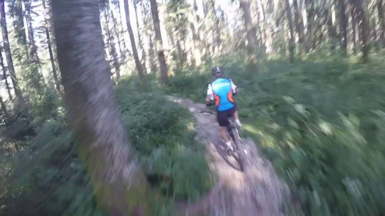 Les Fourgs SINGLETRACK