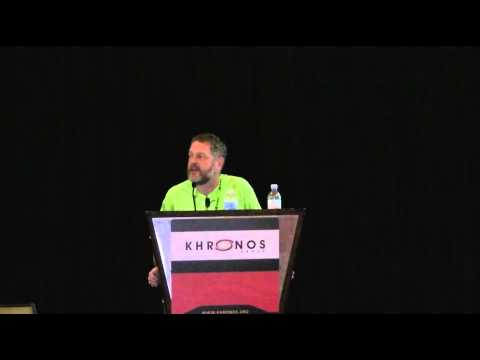 Siggraph 2012 - The Khronos Group OpenGL ES BOF