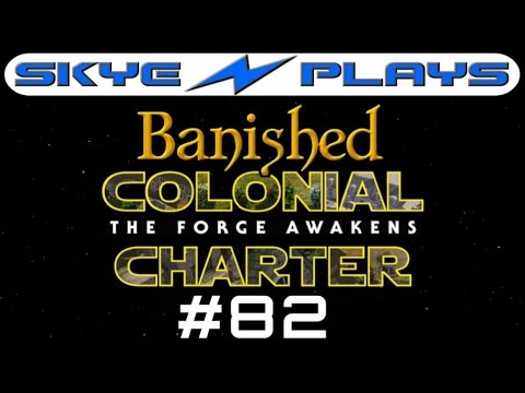 Banished Colonial Charter 1.6 #82 ►Not Another Tool Crisis!?!◀ Let's Play/Gameplay