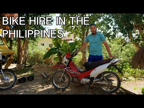 BIKE HIRE IN THE PHILIPPINES