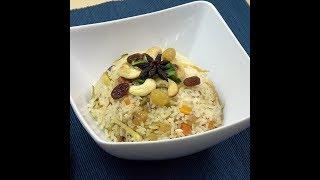 Empress Multi-Purpose Cooker Recipe: Raisins & Cashew Nuts Rice