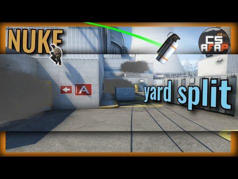 NUKE: Full outside control on T-side (Yard splits)   CS afap