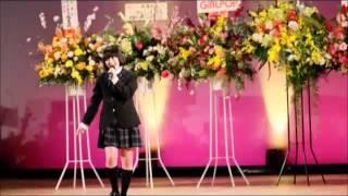 2015.3.7 豊島公会堂 武藤彩未「もうひとつの卒業式」より 司会:森ハヤシ.