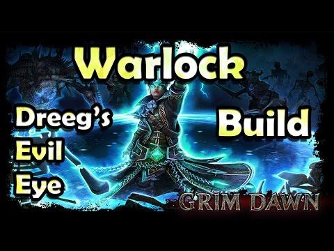 Grim Dawn Dreeg S Build
