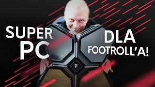Kosmiczny komputer dla Footroll!