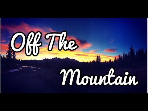 Worst Day Ever Part 2:  Getting Off Of The Mountain