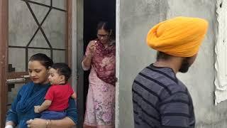 😄 funny video # ਭੂਆ ਦਾ ਪੇਕੇ ਆਉਣਾ #Apna punjab