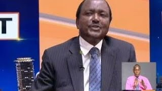 NEWSNIGHT | Kalonzo quizzed over claims of support for Uhuru term extension