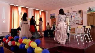 Открытий урок английского языка в 9 классе Уркарахской многопрофильной гимназии