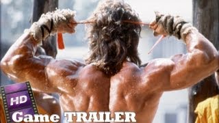 Rambo The Video Game Official Trailer HD