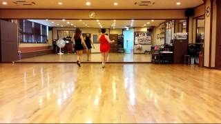 LATIN LAMBADA Line Dance (beginner/intermediate)