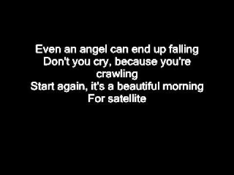 September - Satellites Lyrics