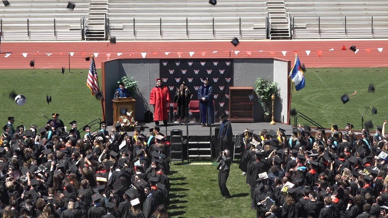 Western Colorado University >> 2019 Commencement Western Colorado University